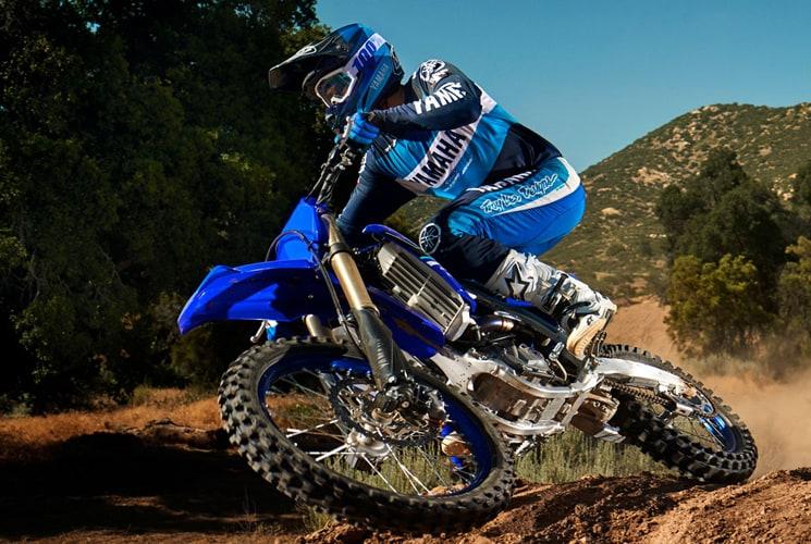 Motocross: Pleins feux sur les nouveautés Yamaha 2021